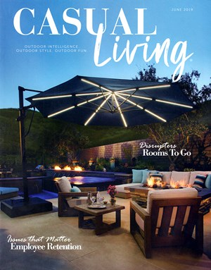 Casual Living Magazine | 6/2019 Cover
