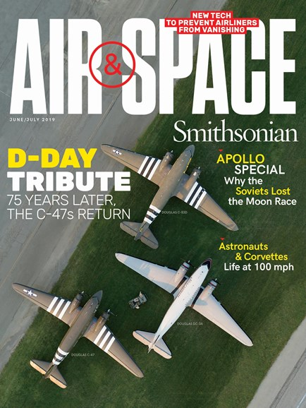 Air & Space Cover - 6/1/2019