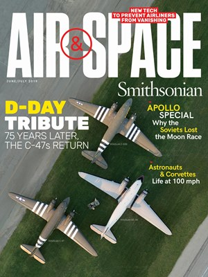 Air & Space | 6/2019 Cover
