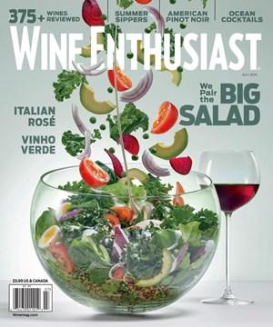 Wine Enthusiast Magazine | 7/2019 Cover