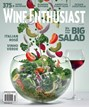 Wine Enthusiast Magazine | 7/2019 Cover