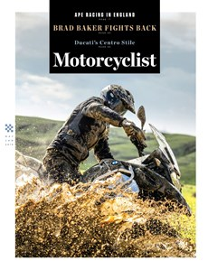 Motorcyclist | 5/2019 Cover