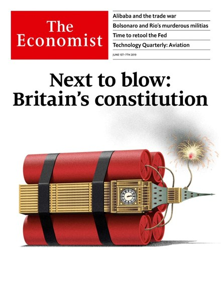 The Economist Cover - 6/1/2019