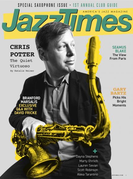 JazzTimes Cover - 6/1/2019
