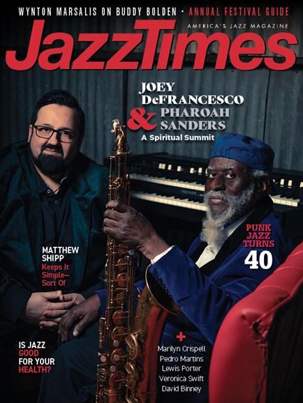 JazzTimes Cover - 5/1/2019