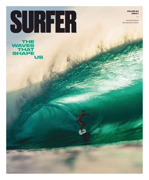 Surfer Cover - 4/1/2019
