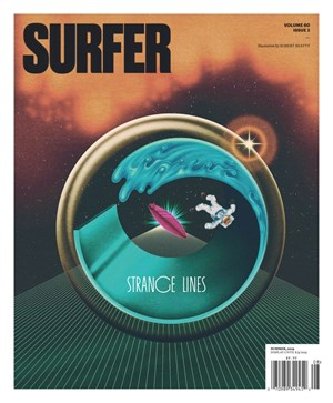 Surfer Magazine | 6/2019 Cover
