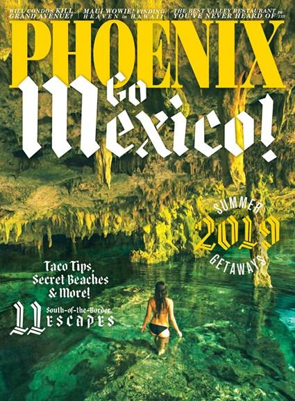 Phoenix Magazine Cover - 5/1/2019