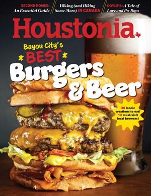 Houstonia Magazine | 6/2019 Cover