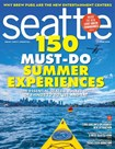Seattle Magazine | 6/1/2019 Cover