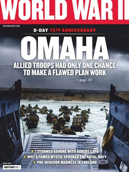 World War II Cover - 6/1/2019