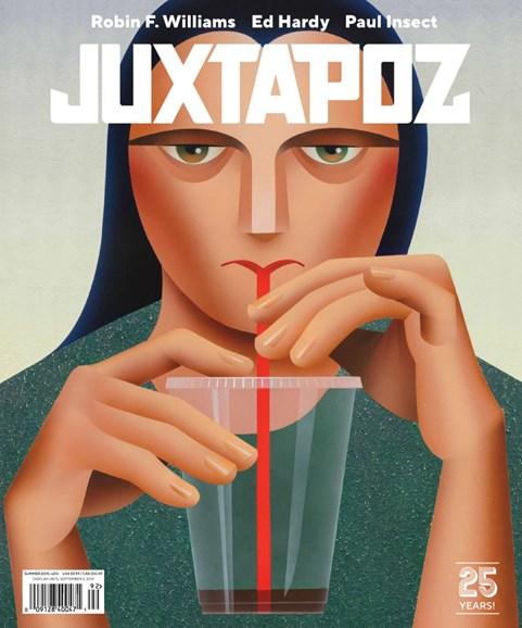 Juxtapoz Cover - 6/1/2019