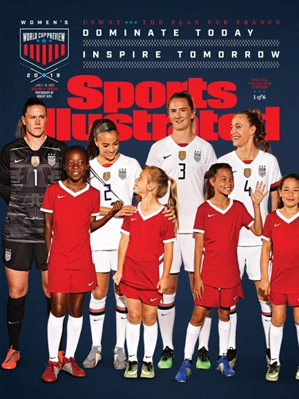 Sports Illustrated Cover - 6/3/2019