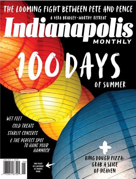 Indianapolis Monthly Cover - 6/1/2019