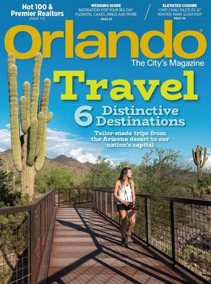 Orlando Magazine Cover - 6/1/2019