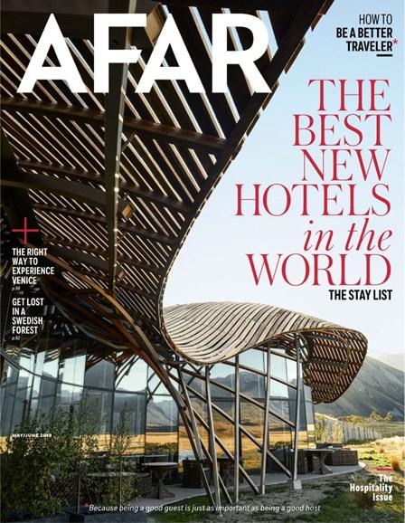AFAR Cover - 5/1/2019