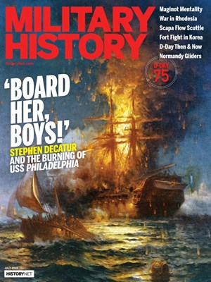Military History Magazine | 7/2019 Cover