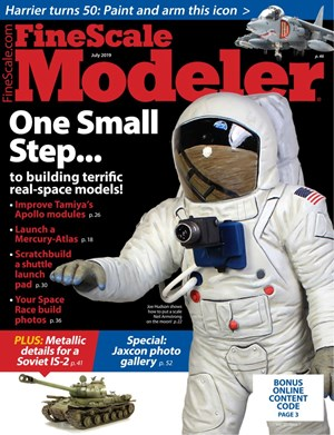 Finescale Modeler Magazine | 7/2019 Cover