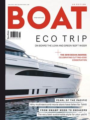 Showboats International Magazine   6/2019 Cover