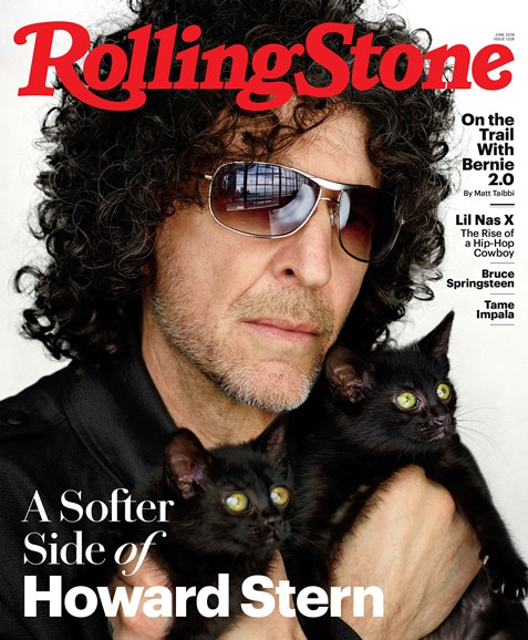 Rolling Stone Cover - 6/1/2019