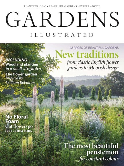 Gardens Illustrated Cover - 6/1/2019