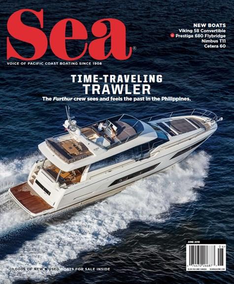 Sea Magazine Cover - 6/1/2019