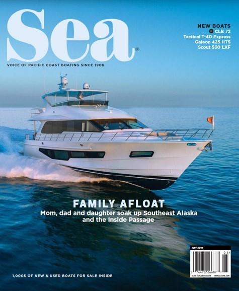 Sea Magazine Cover - 5/1/2019