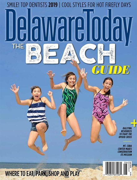 Delaware Today Cover - 6/1/2019