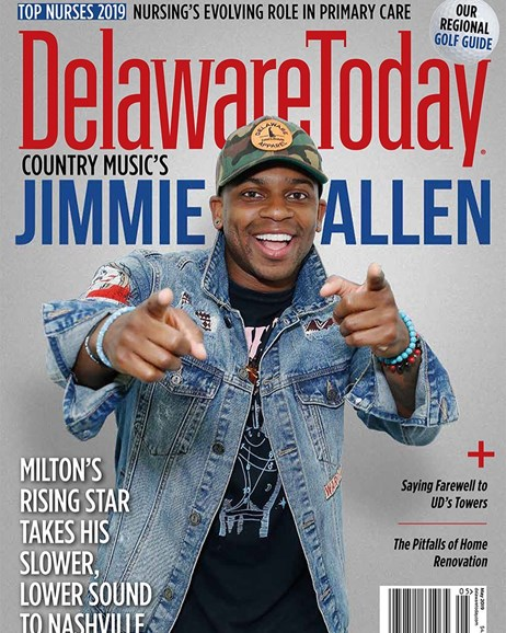 Delaware Today Cover - 5/1/2019