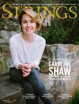 Strings Magazine | 5/2019 Cover