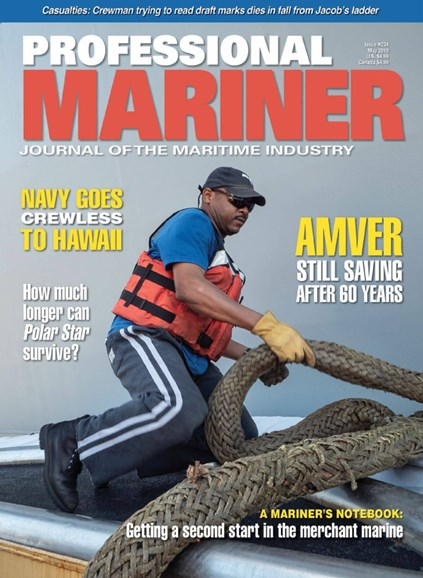 Professional Mariner Cover - 5/1/2019