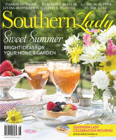 Southern Lady Cover - 7/1/2019