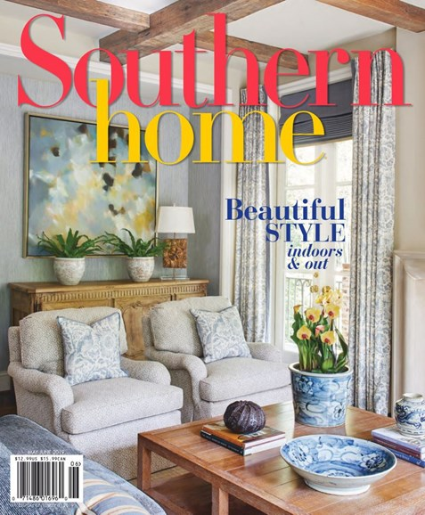 Southern Home Cover - 5/1/2019