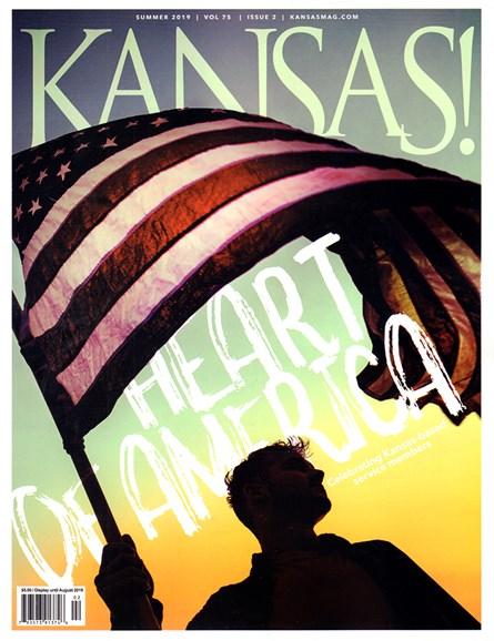KANSAS! Cover - 6/1/2019