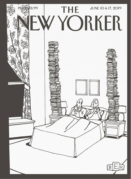 The New Yorker Cover - 6/10/2019