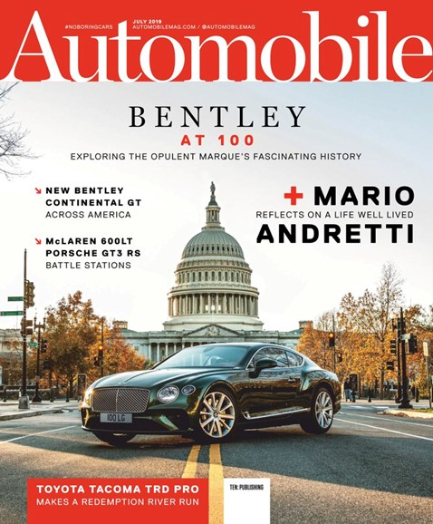 Automobile Cover - 7/1/2019