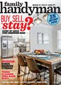 Family Handyman Magazine | 6/2019 Cover