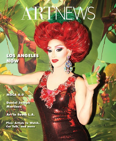ARTnews Cover - 12/1/2018