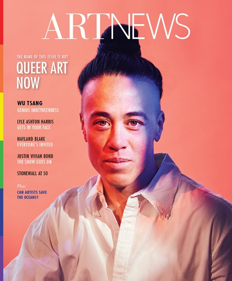 ARTnews Cover - 3/1/2019