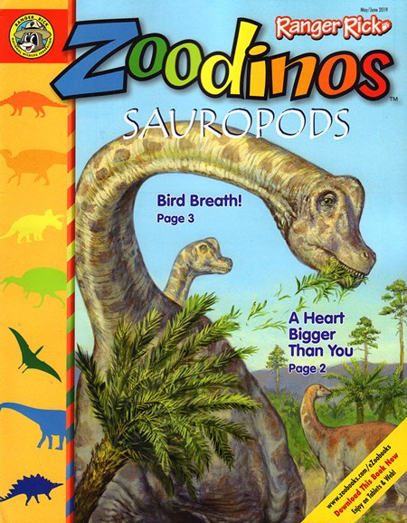 Zoodinos Cover - 5/1/2019