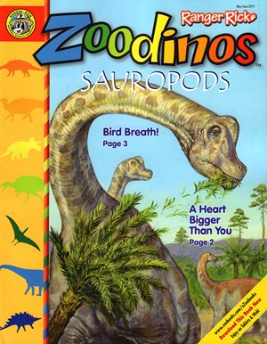 Zoodinos | 5/2019 Cover