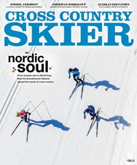 Cross Country Skier   4/2019 Cover