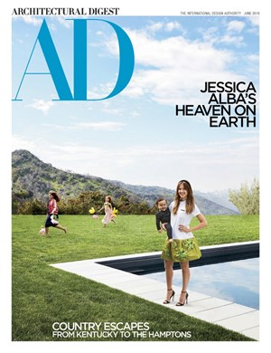 Architectural Digest | 6/2019 Cover