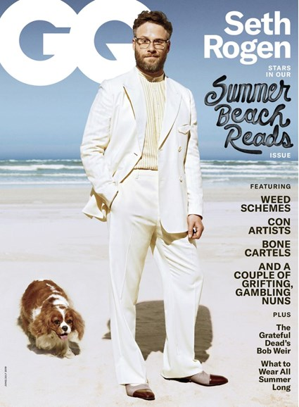 Gentlemen's Quarterly - GQ Cover - 6/1/2019