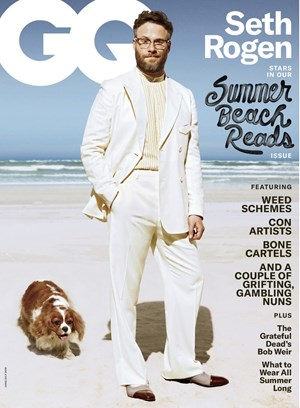 Gentlemen's Quarterly - GQ | 6/2019 Cover