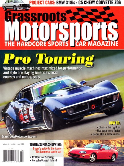 Grassroots Motorsports Cover - 6/1/2019