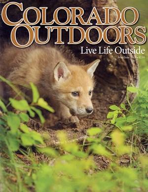 Colorado Outdoors Magazine   5/2019 Cover