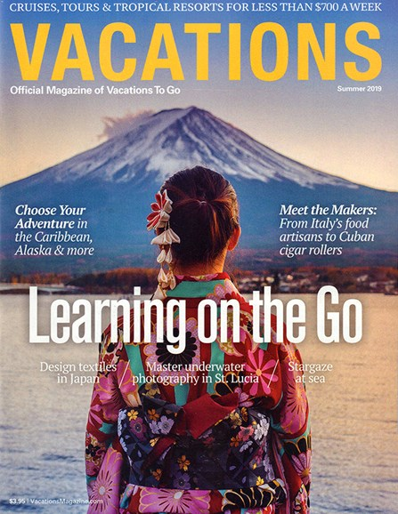 Vacations Cover - 6/1/2019