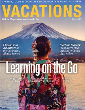 Vacations | 6/2019 Cover
