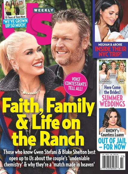 Us Weekly Cover - 6/10/2019